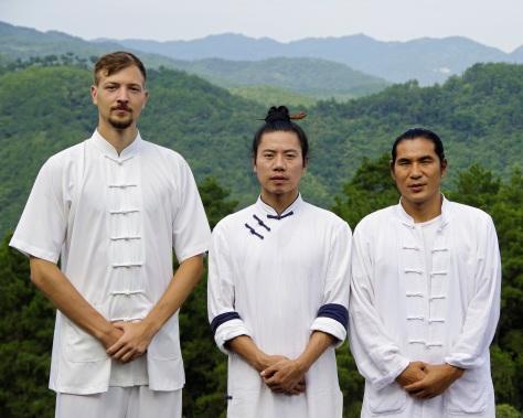 Wudang Kung Fu Familie