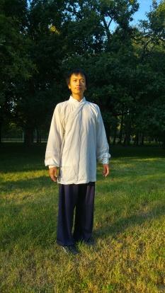 Taoistische Uniform