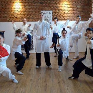 Wudang Akademie Wien Training