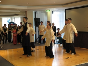 Wudang International Performance Day