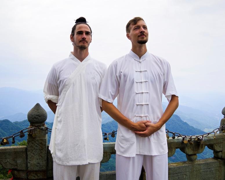 Michael Weichhardt Master Ziji und Reinhard Rebernig-5