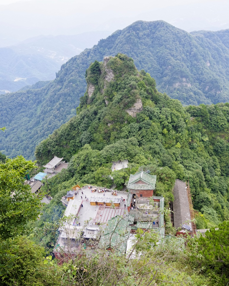Wudang Mountains-5