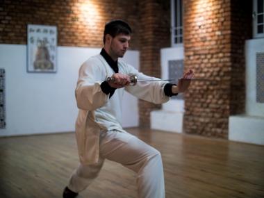 Wudang Akademie Wien Kung Fu Training