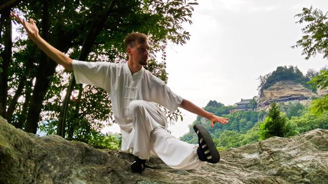 Meister Ziji in Frankfurt bei Shaolin Wahnam!