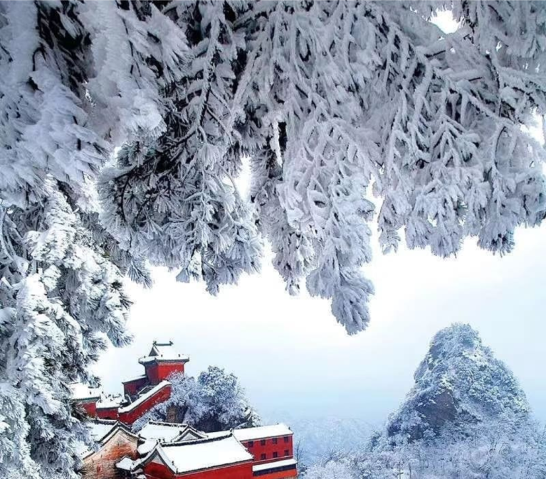 wudang winter